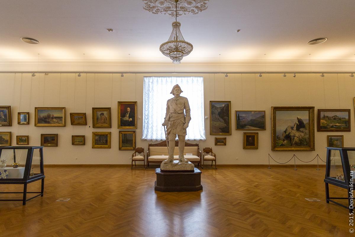 Художественный музей Радищева интерьер 18