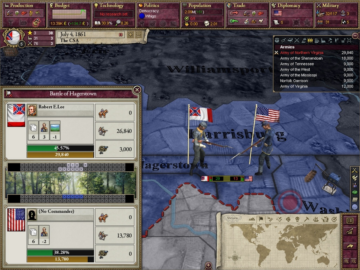 Victoria II: A House Divided [2012|Eng]