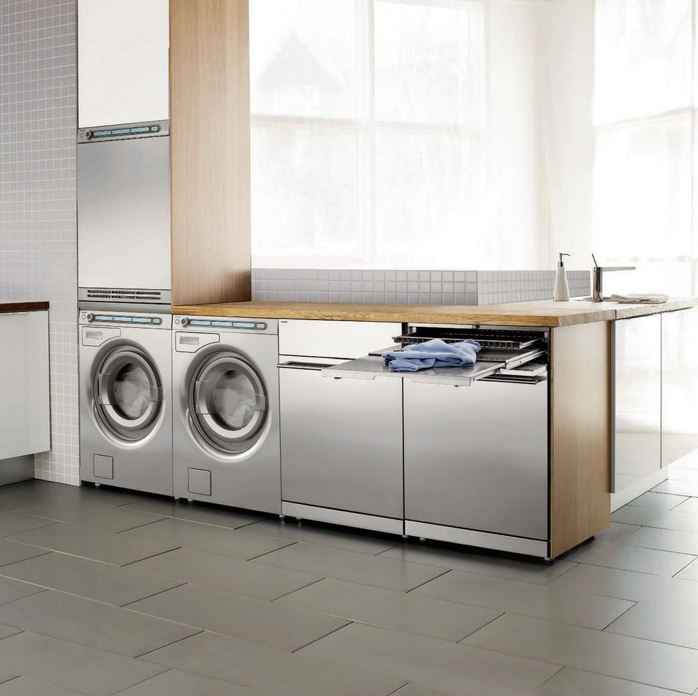 прачечная дома, профессиональные стиральные и сушильные машины Краснодар