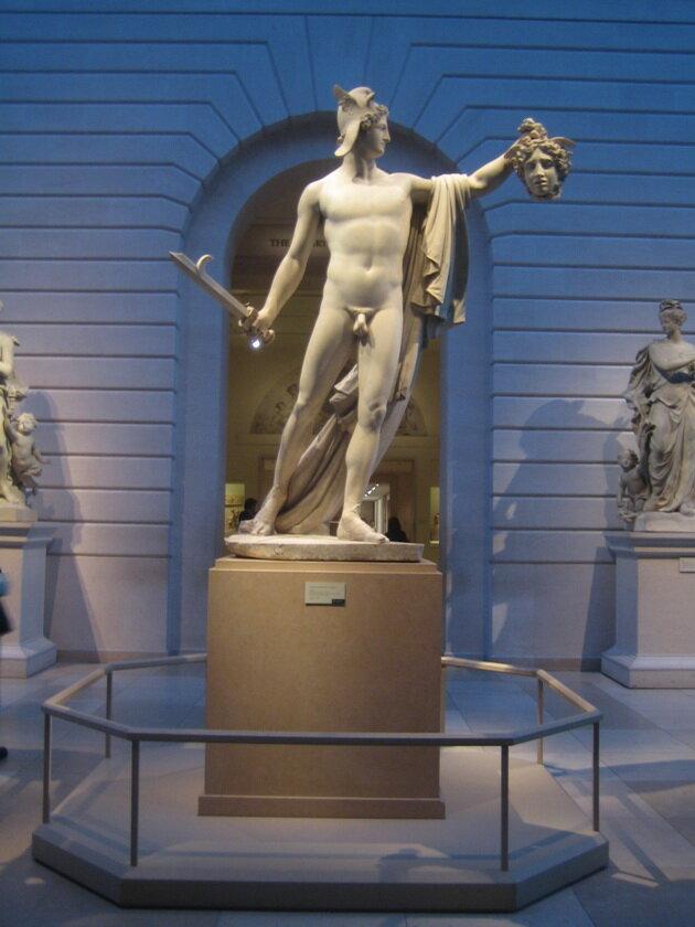 Метрополитен-музей. Нью-Йорк, США