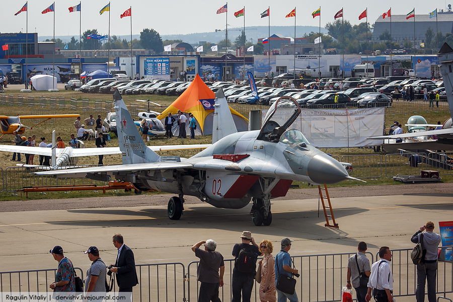 MAKS-2015 Air Show: Photos and Discussion - Page 3 0_dd09c_cc79f11f_orig