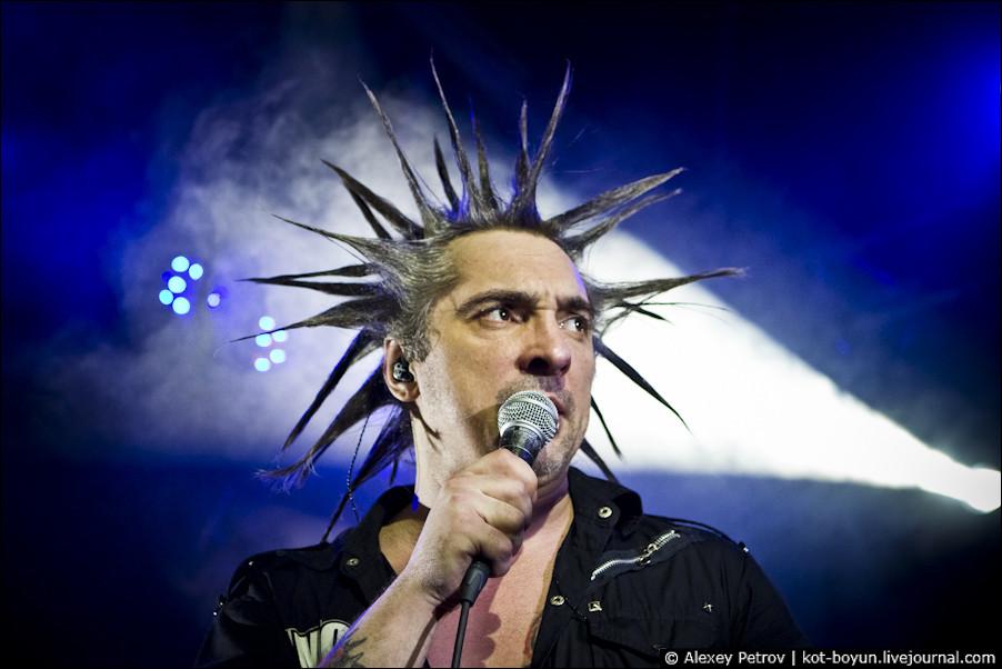 король и шут, КиШ, Горшок, концерт, клуб, Б2, москва, панк, рок
