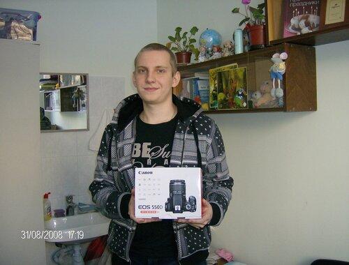 Кирилл С. Зеркальный фотоаппарат