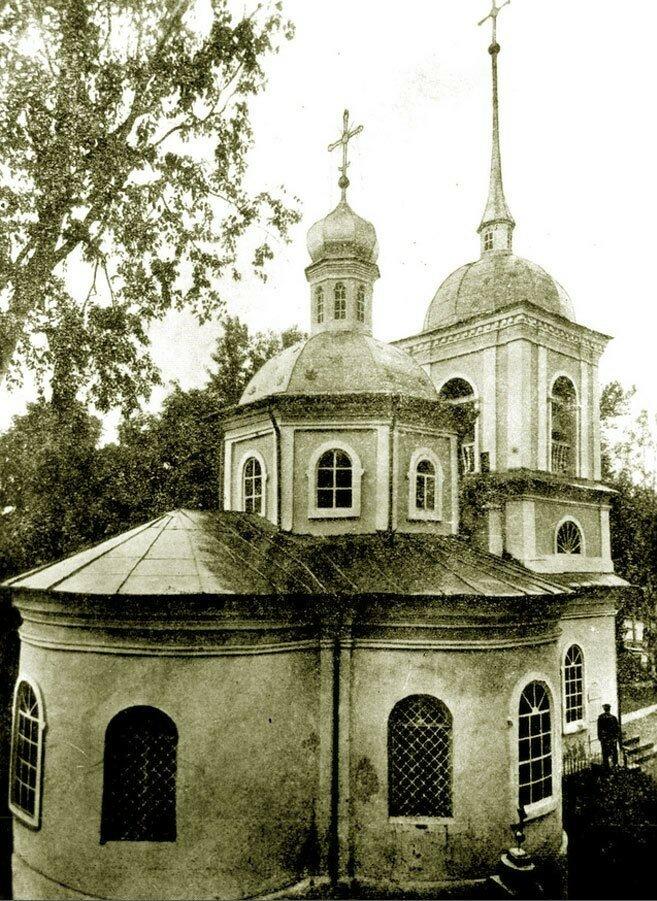 Церковь Св. Жён Мироносиц