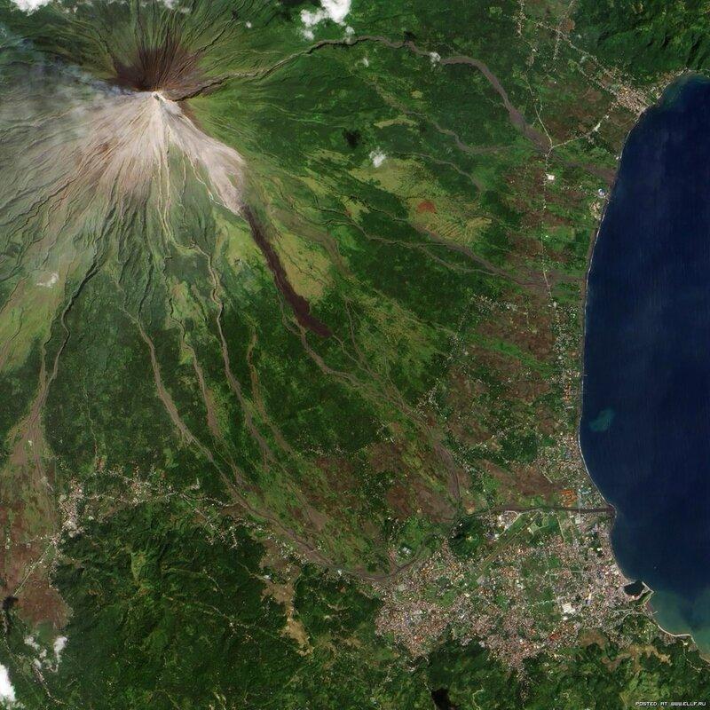 25. Вулкан Майон, Филиппины