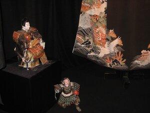 наши кимоно в дворцовом зале