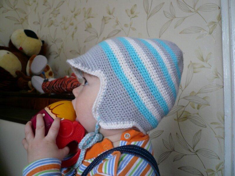 Схема вязания шапочки для