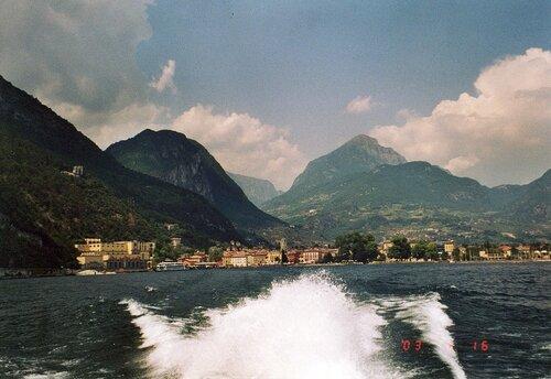 Италия. Озеро Гарда - 2003 г.