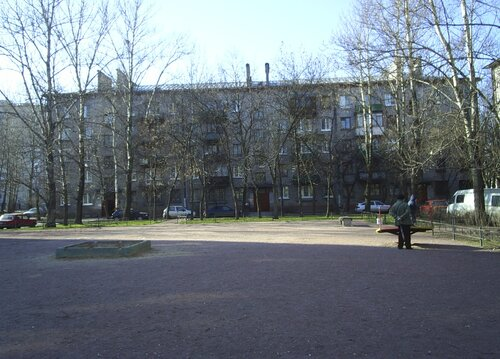ул. Ленсовета 91