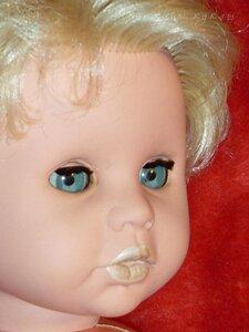 куколка Нина, немецкая, винтаж