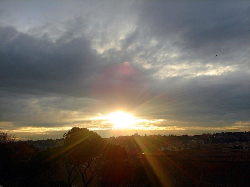 Римские каникулы,Авентинский холм