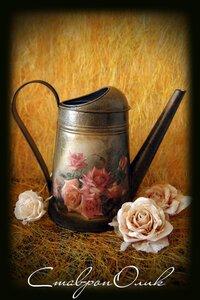 лейка Rose Vintag