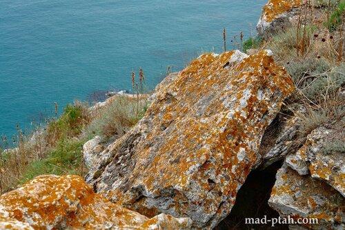 калиакра, болгария, путешествие