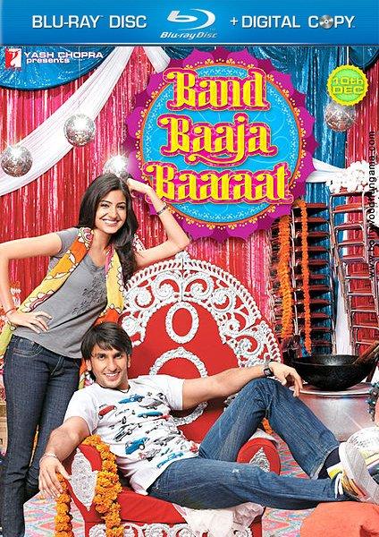Свадебный Переполох / Band Baaja Baaraat (2010/HDRip)