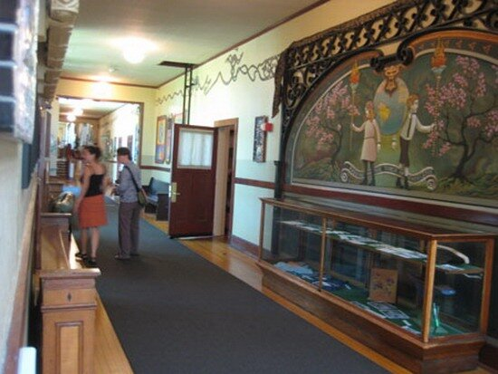 Отель Mcmenamins Kennedy School. США