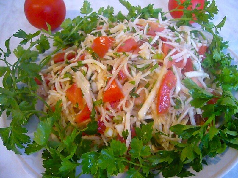 """Салаты """"Весенний аппетит"""" 10 полезных салатов"""