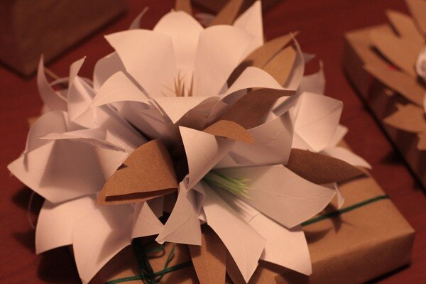 gift wrapping beautiful ideas