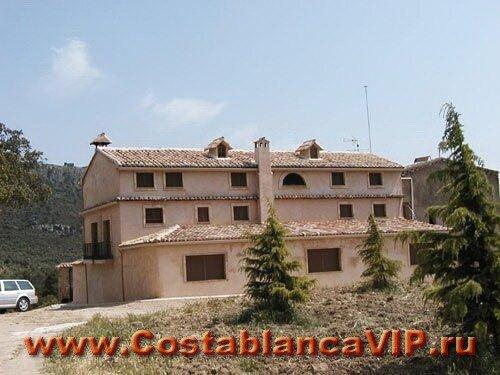 Отель в Alcoy, отель в Алкой, отель в Испании, гостиница в Испании, семейный отель, недвижимость в Испании, бизнес в Испании, отель ферма, Коста Бланка