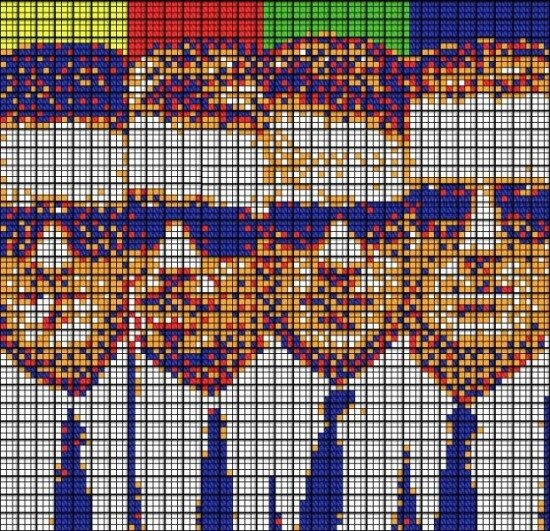 картины кубик рубика