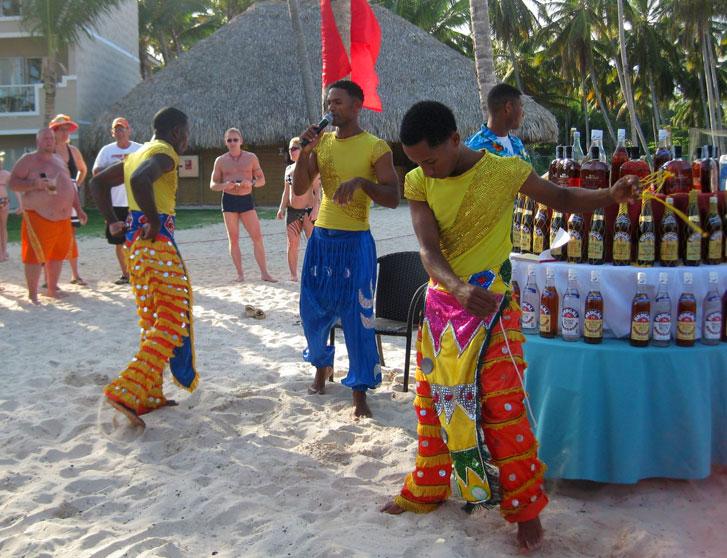 Отдых в Доминикане / Dominicana - местный ром