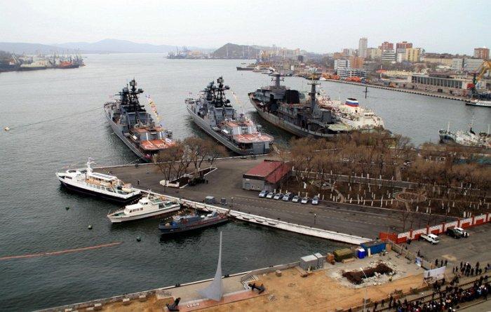 Начальником штаба Тихоокеанского флота назначен контр-адмирал Рекиш