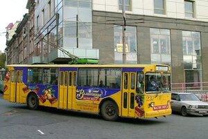 Во Владивостоке будет временно прекращено движение троллейбусов