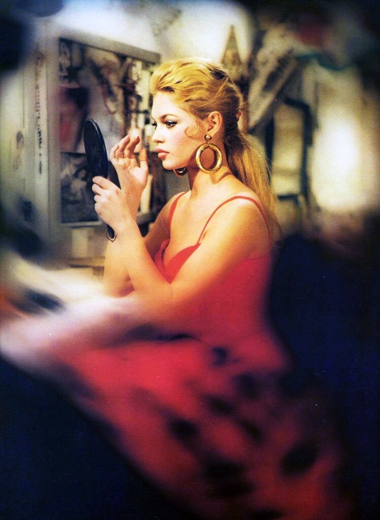 star screen.Brigitte Bardot