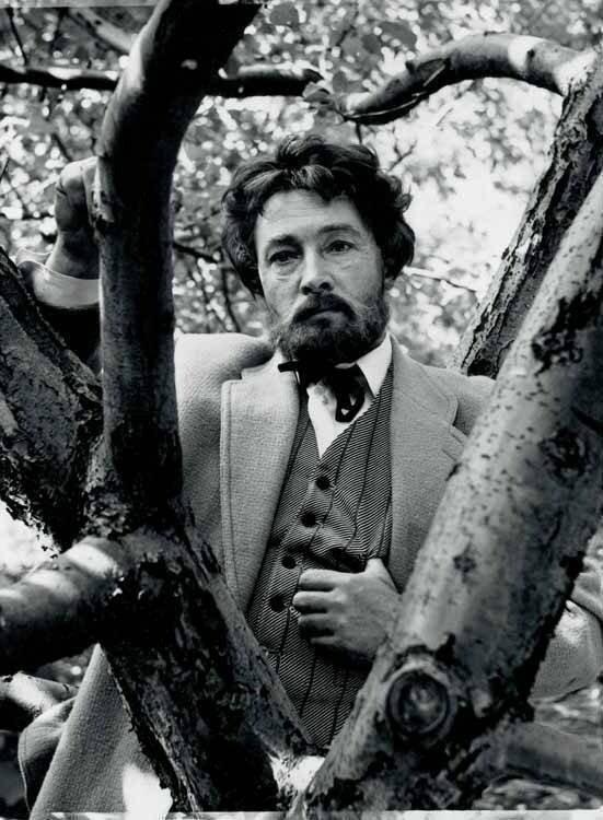 Валерий Плотников. Вячеслав Тихонов.1970 год