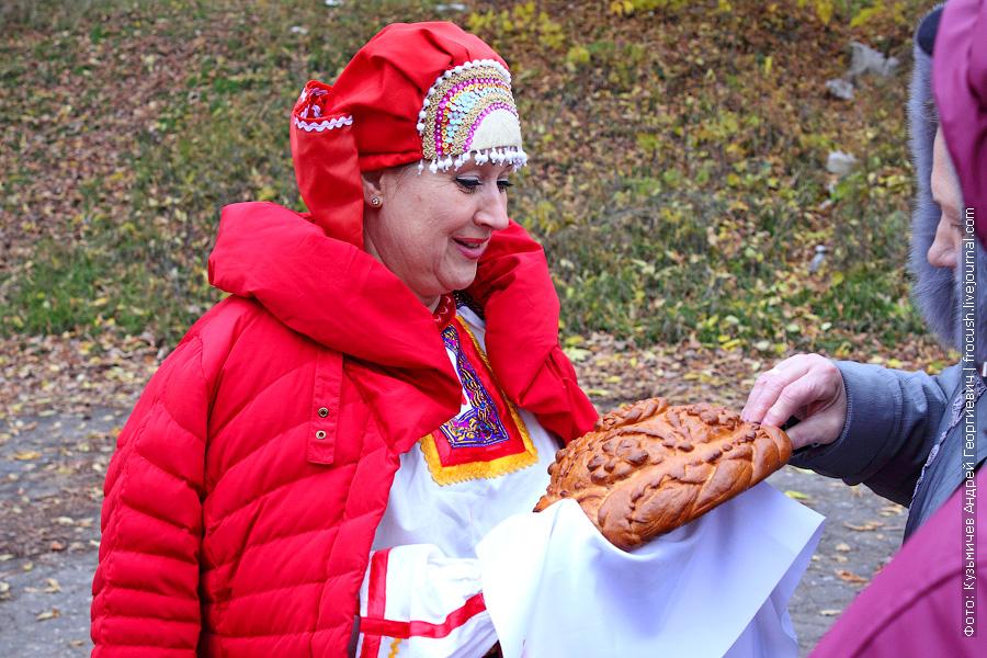 члеб-соль в Кимрах