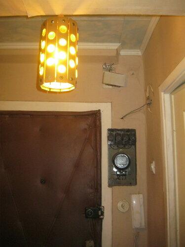 Переустановка розетки в комнате и регулировка контакта патрона автоматического предохранителя в квартирном щите