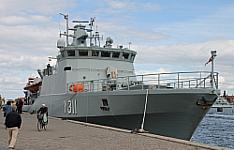 Копенгагаен.Выставка спасательных служб