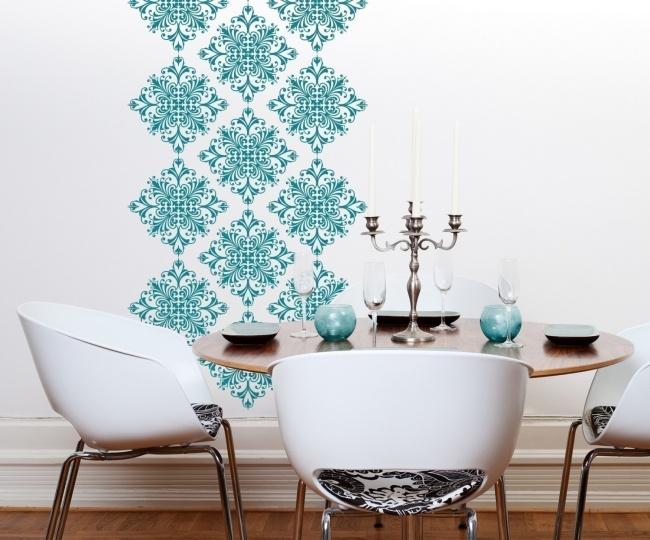 Табу №8: Использование более 3цветов Сосновной цветовой гаммой вмаленькой квартире будьте пр