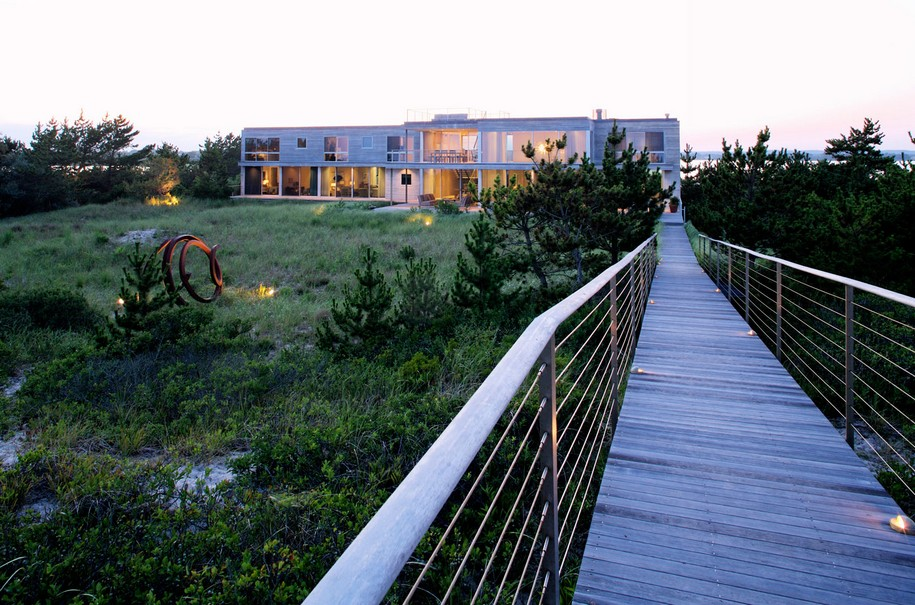 Резиденция Flying Point в Саутгемптоне от Stelle Architects