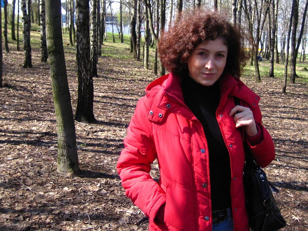 Москва - апрель-2008