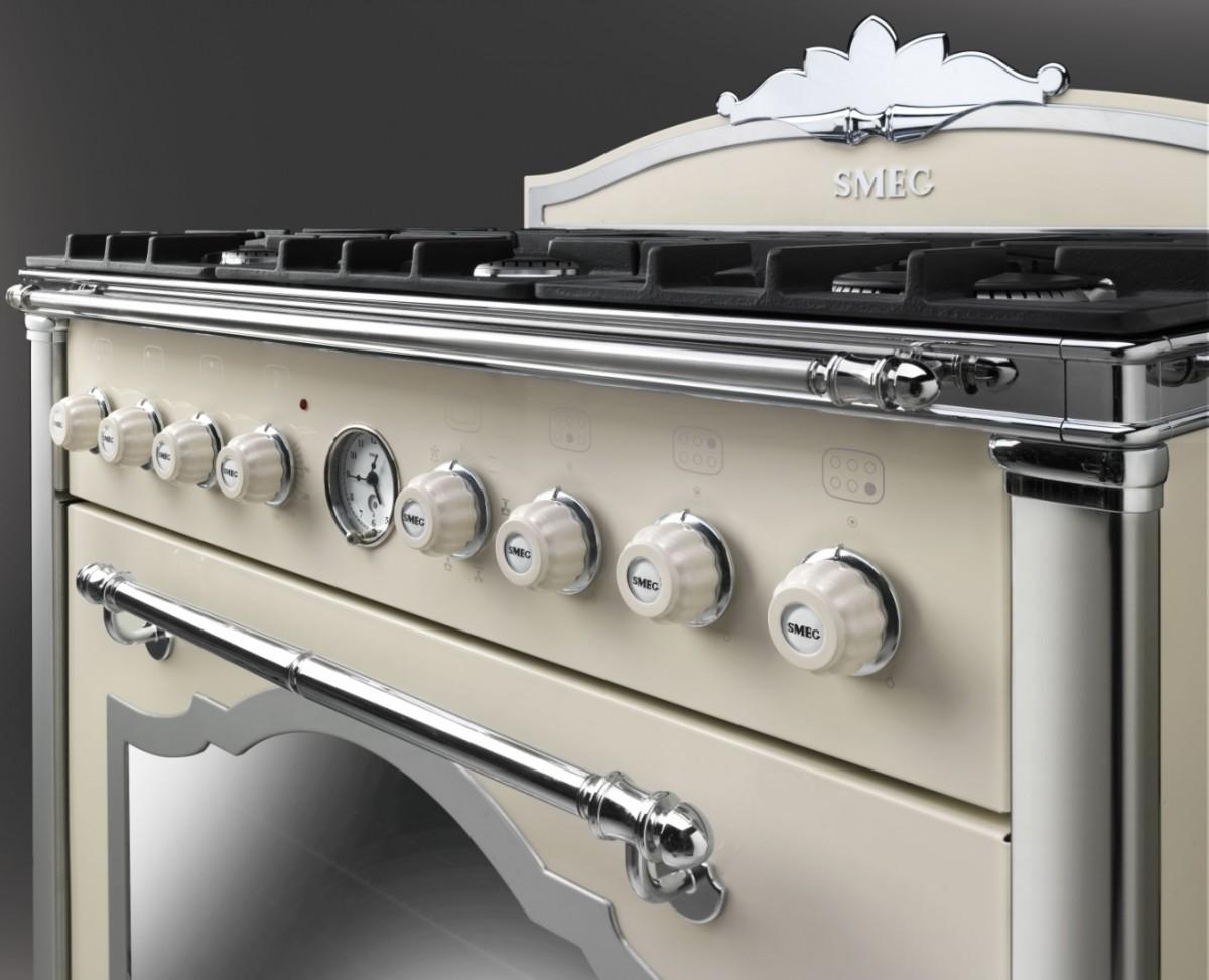 Smeg большие кухонные плиты по хорошим ценам