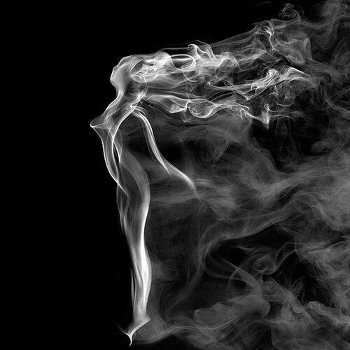 Дымный арт