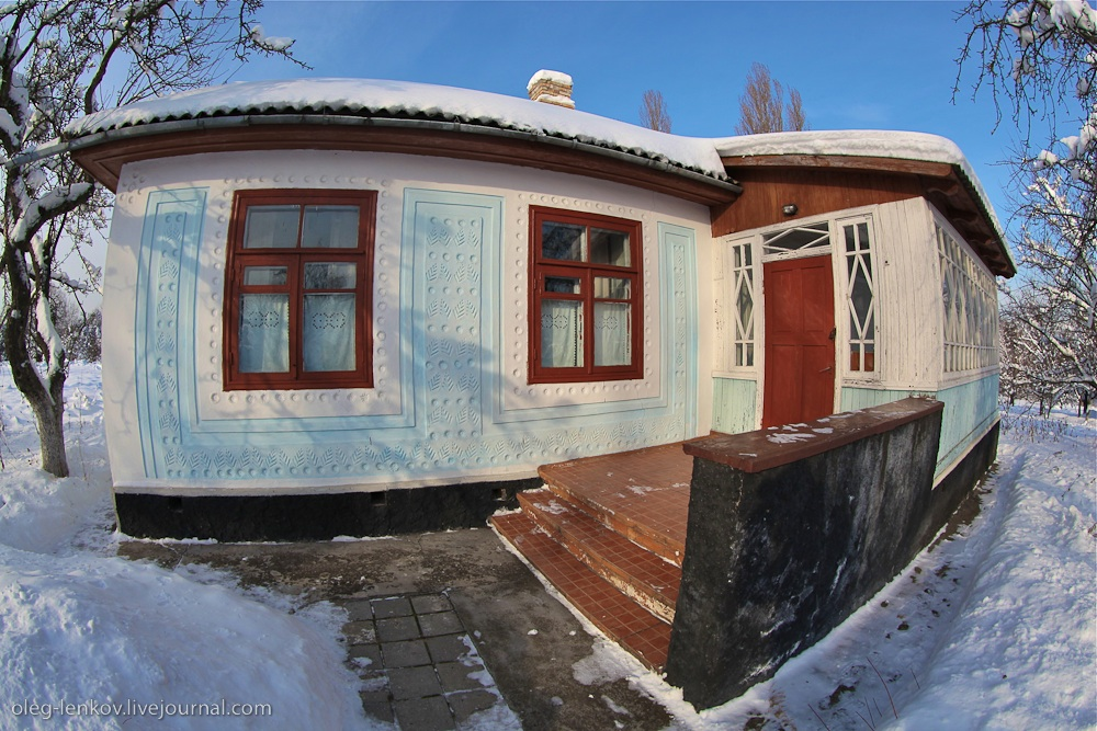 Музей национальной архитектуры и быта в Украине