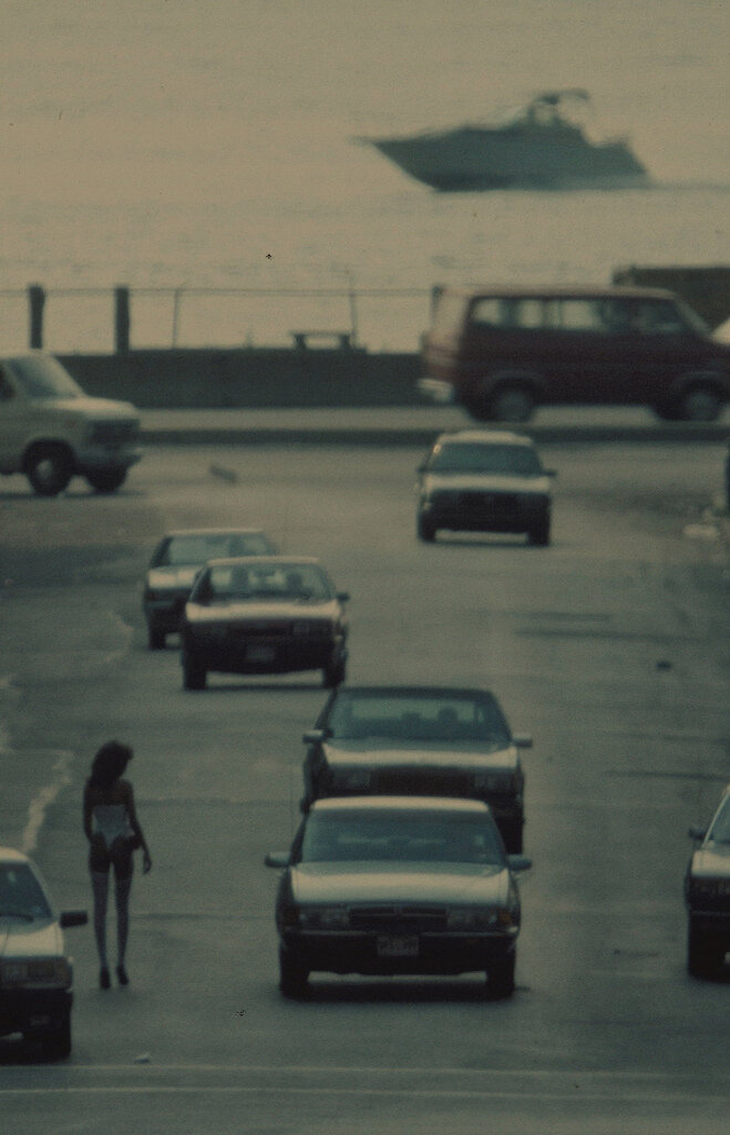NY in the 80s by Steven Siegel