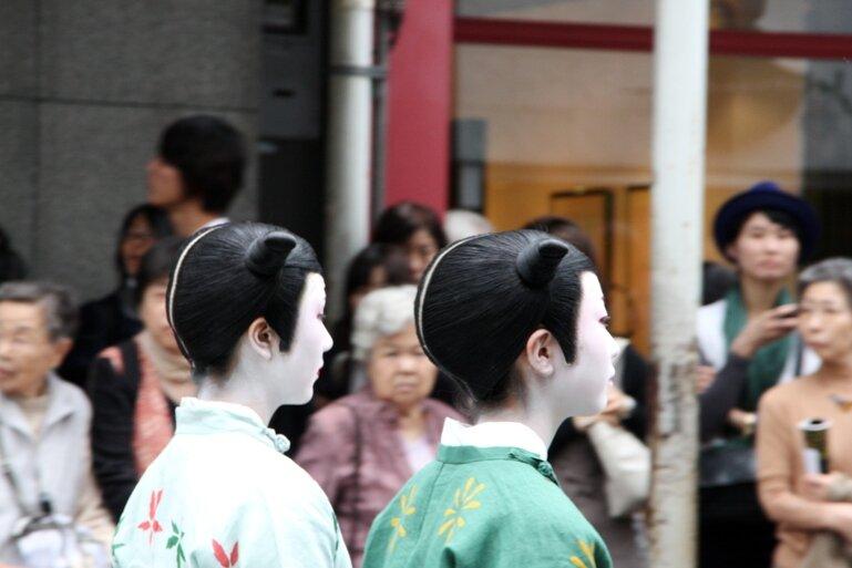 Японские девушки раком 12 фотография