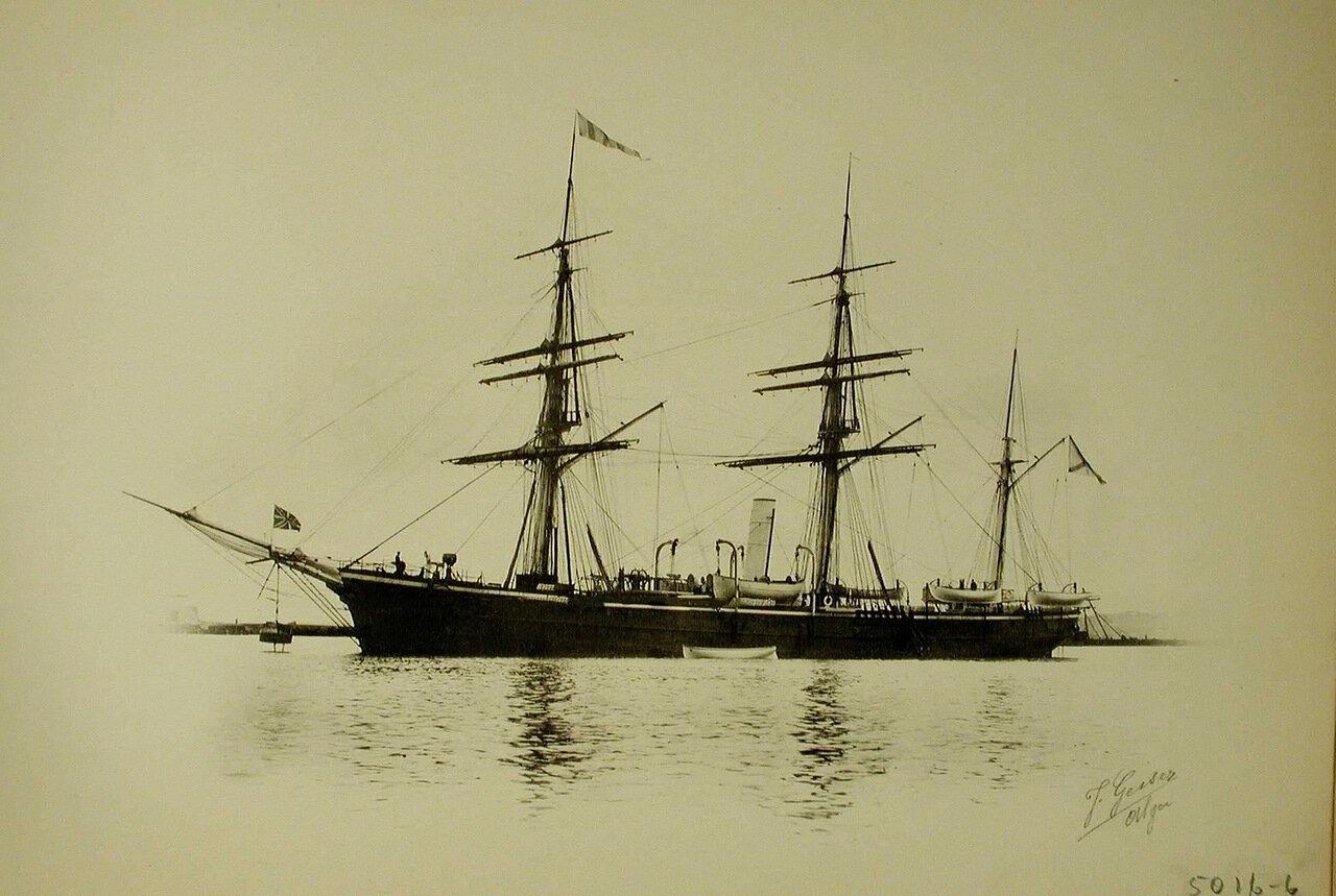 24. Вид корабля «Разбойник»