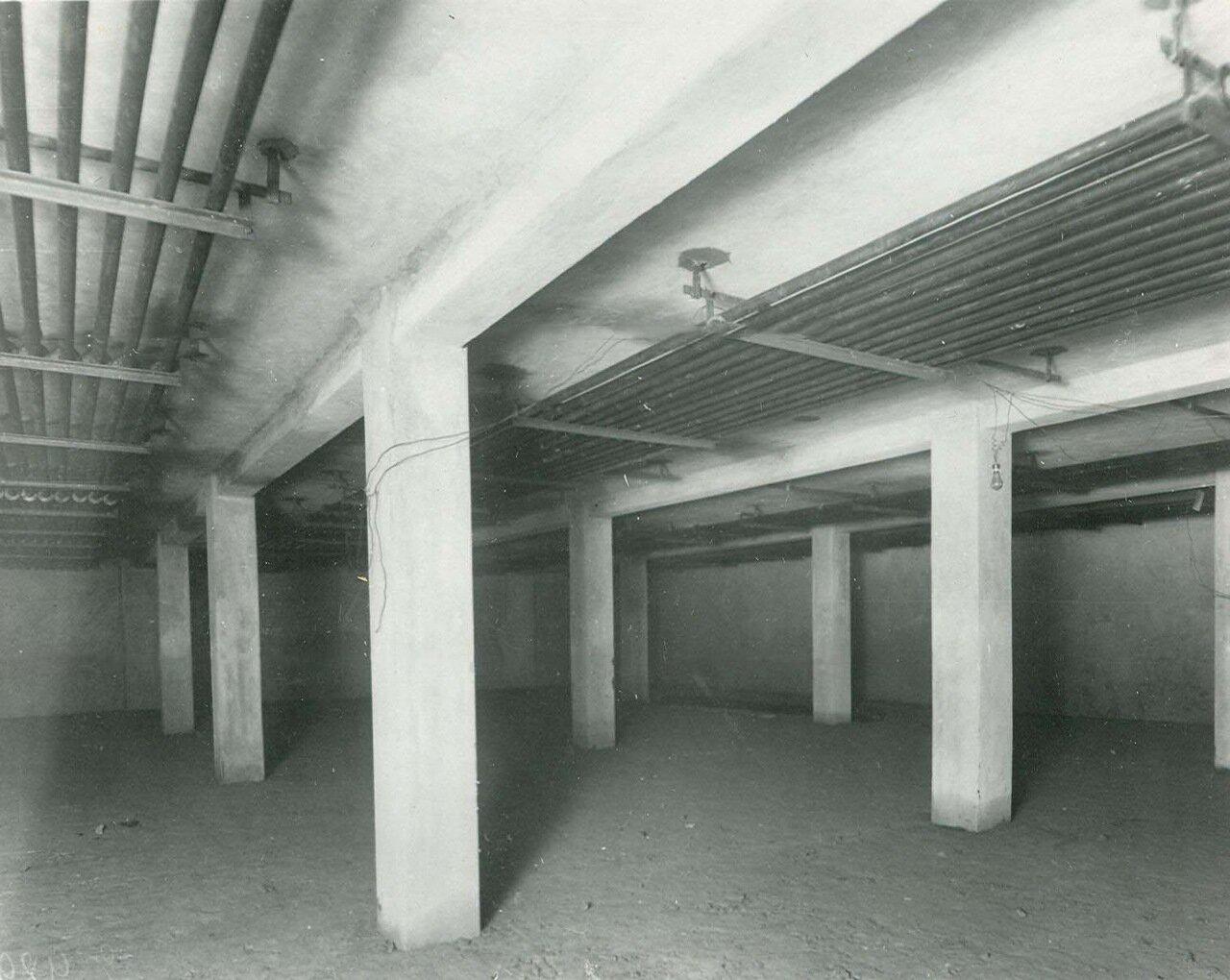 11. Образец железо-бетонных перекрытий