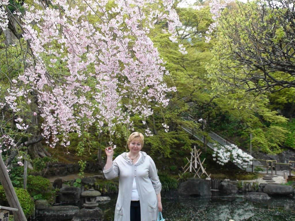 апрель в Камакура