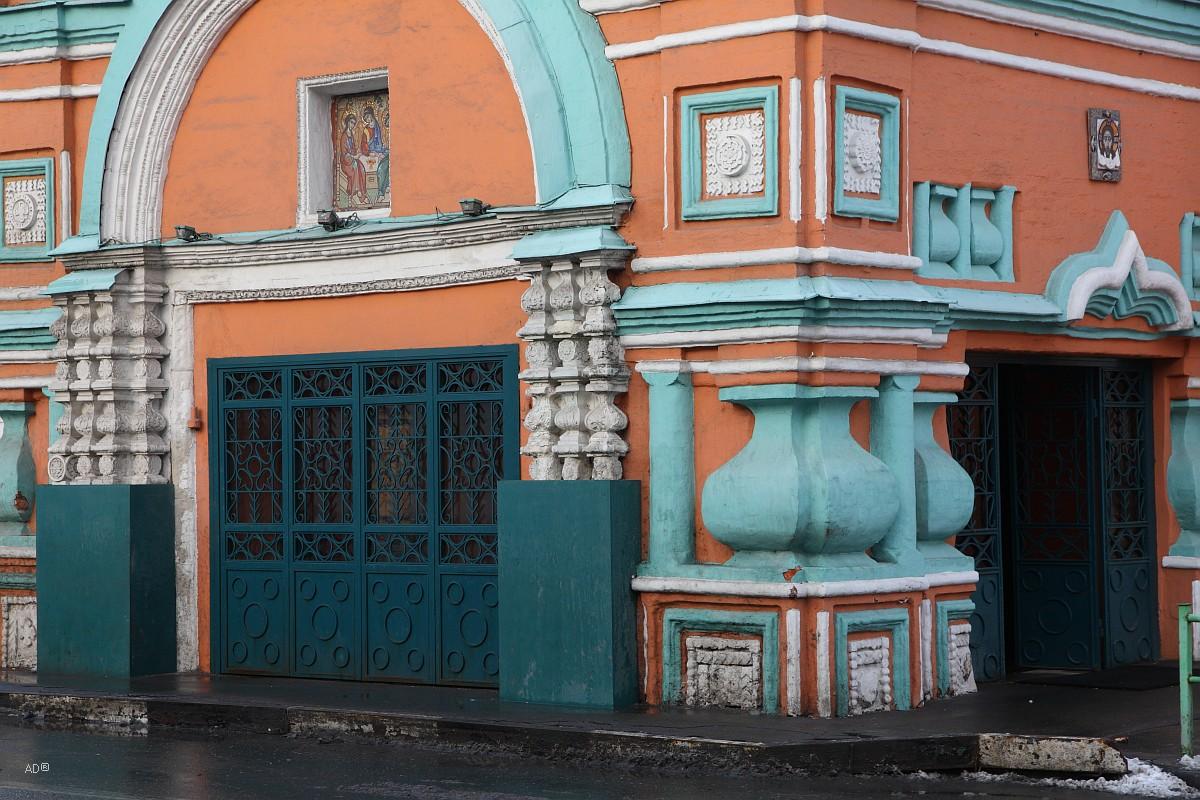 Храм святителя Григория, епископа Неокесарийского в Дербицах