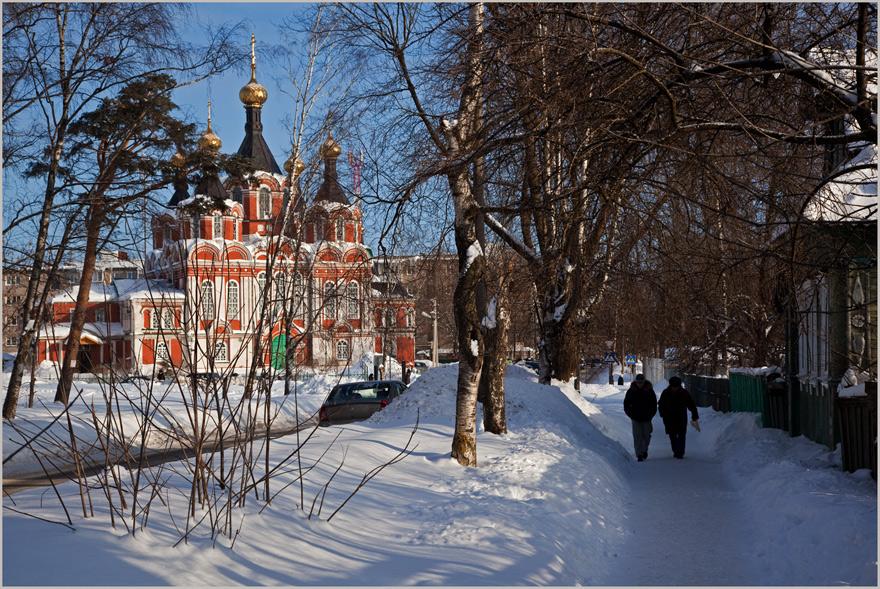 Город Кимры попал в ТОП-10 самых популярных для новогоднего путешествия