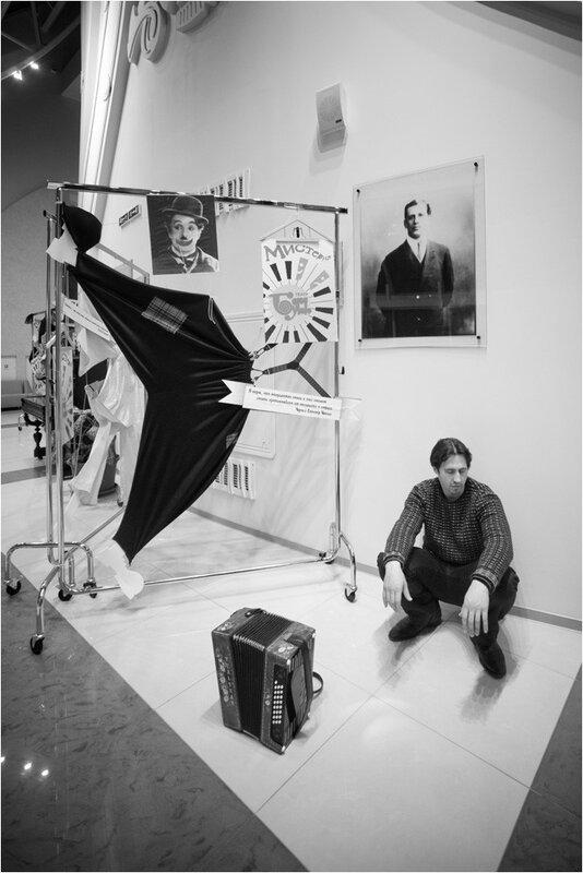 галерея черно-белых фотографий. Игорь Растеряев