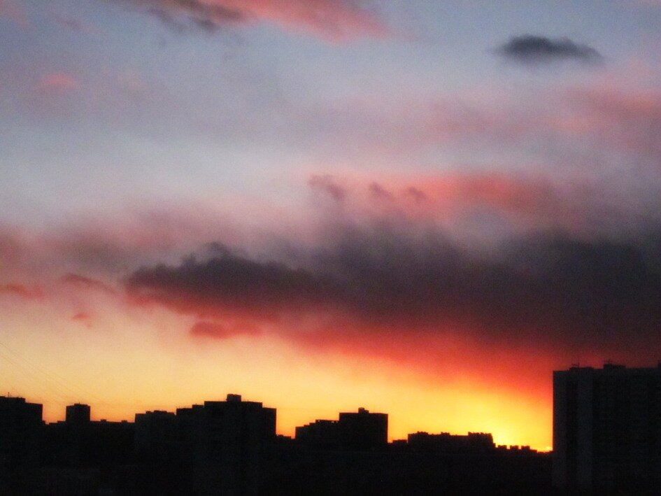 Небо над Москвой - 3