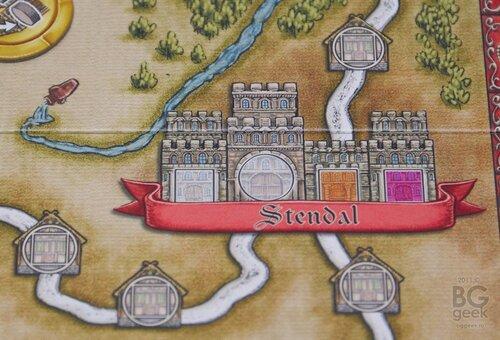 настольная игра Тевтонская Ганза (Hansa Teutonica)