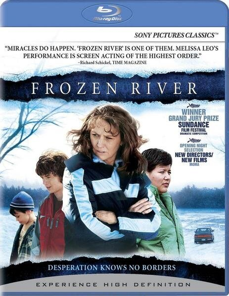 ��������� ���� / Frozen River (2008/HDRip)