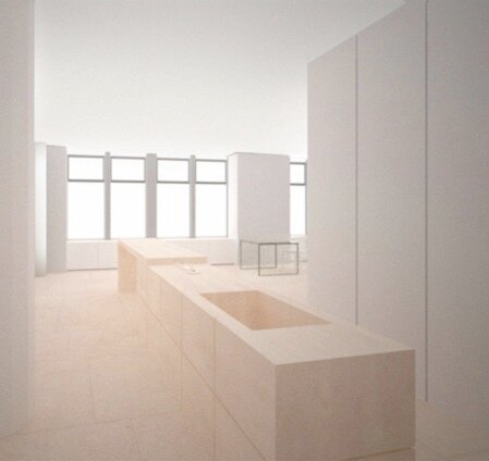 Kanye West apart-Claudio Silvestrin 10_kitchen