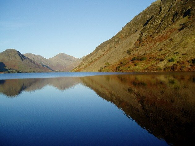 Озеро Wast Water